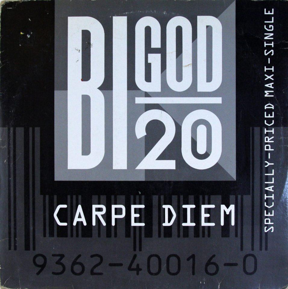 Bi God 20 - Carpe Diem - Vinyl