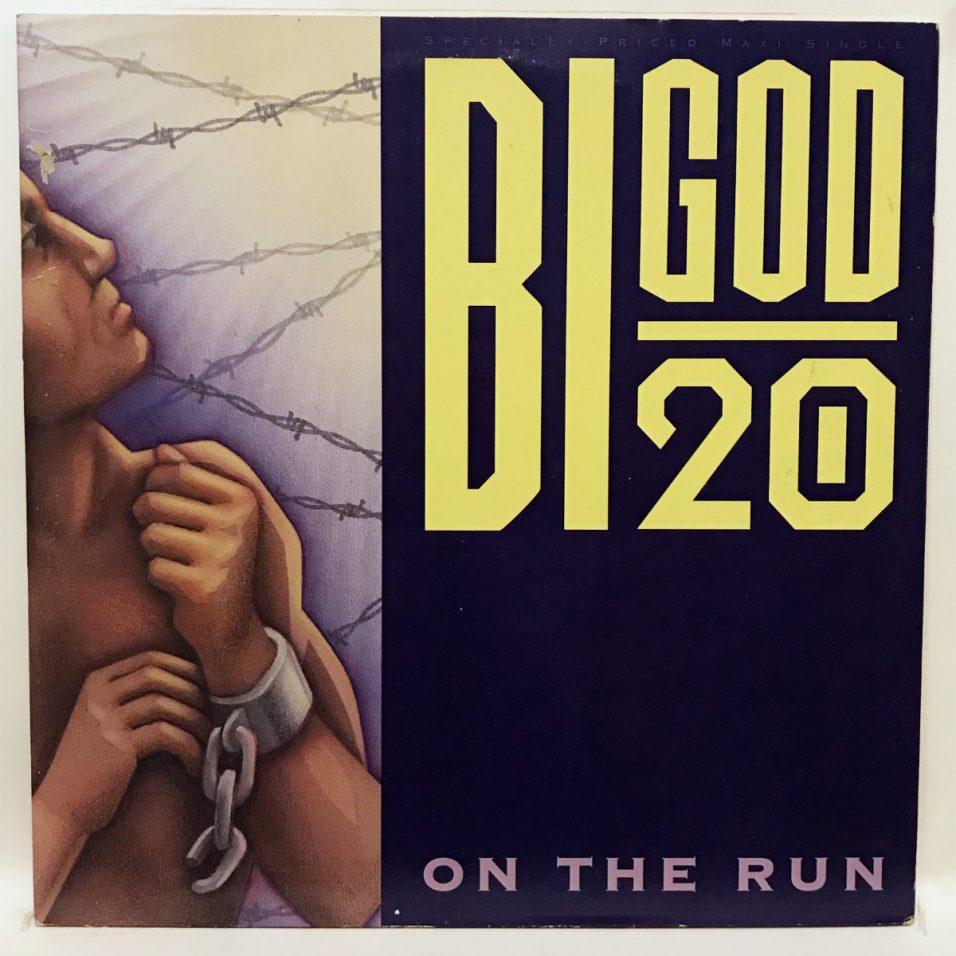 Bi God 20 - On The Run - Vinyl