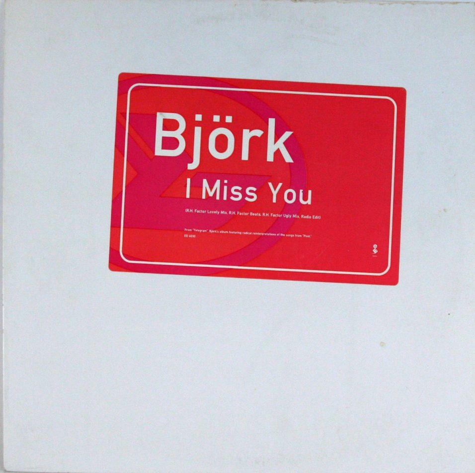 Bjork - I Miss You - Vinyl