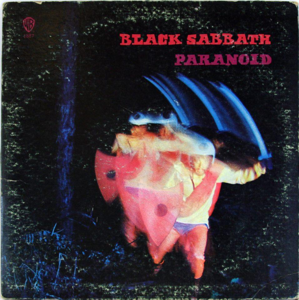 Black Sabbath - Paranoid - Vinyl