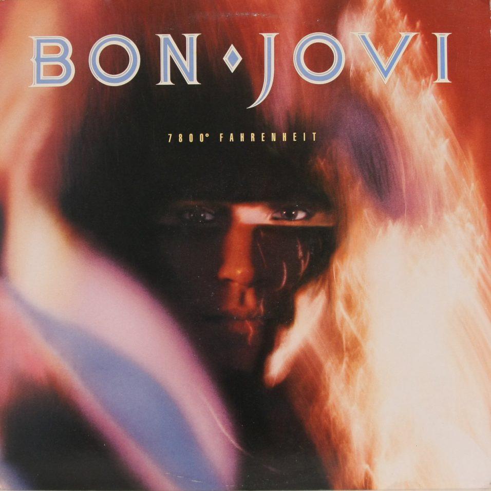 Bon Jovi – 7800° Fahrenheit - Vinyl