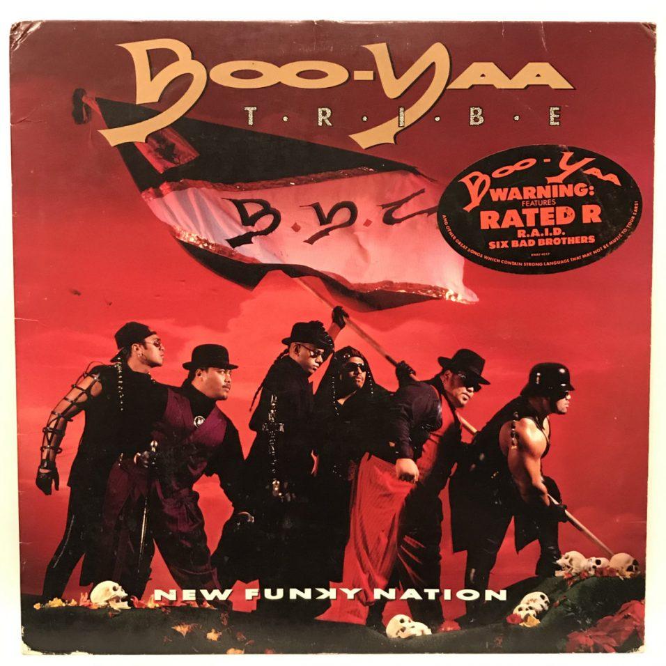 Boo Yaa Tribe - New Funky Nation - Vinyl
