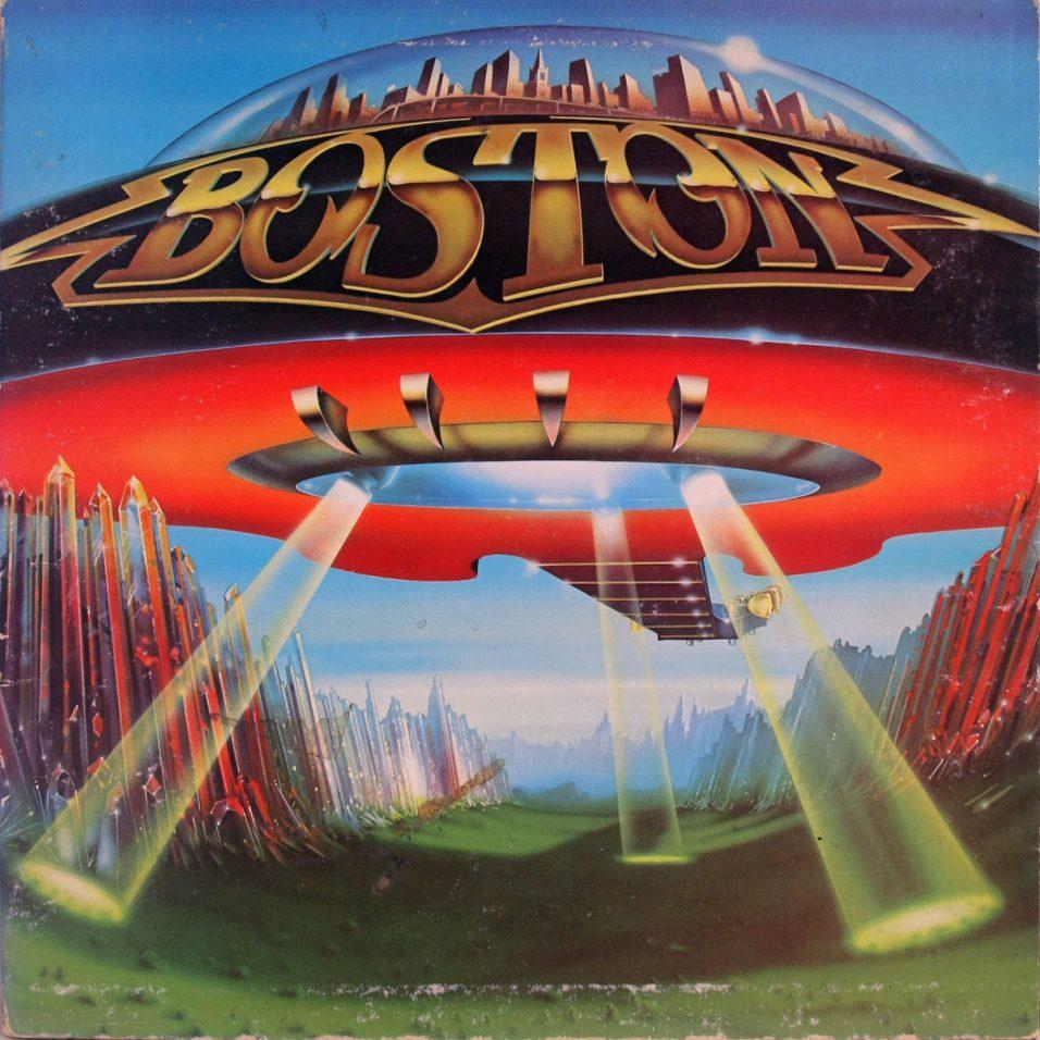Boston - Don't Look Back - Vinyl