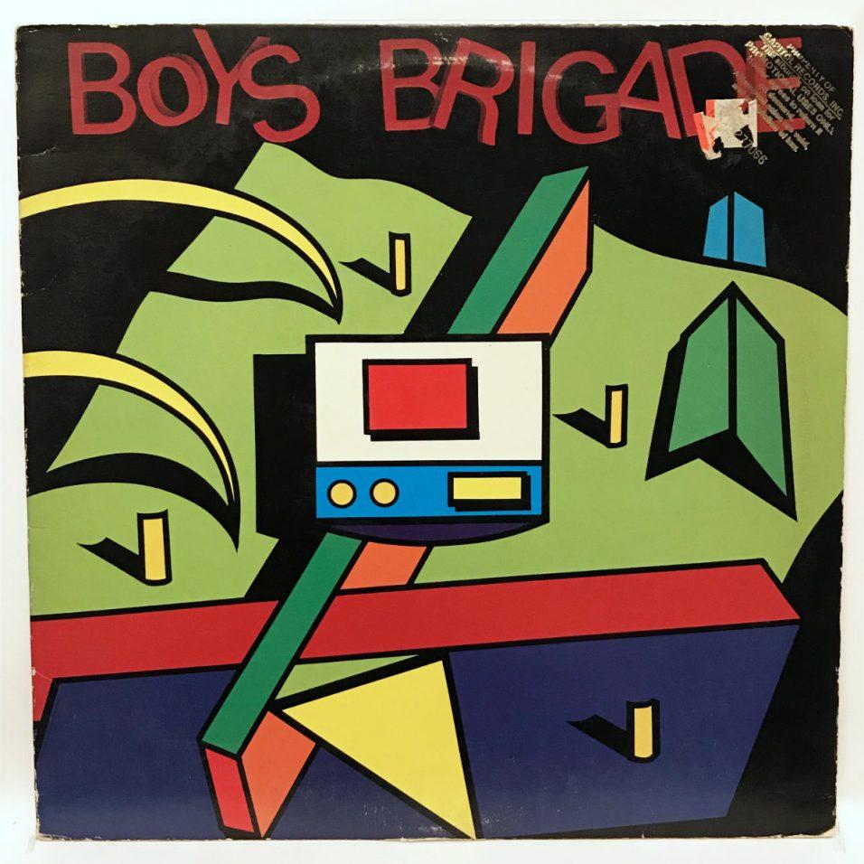 Boys Brigade - Vinyl
