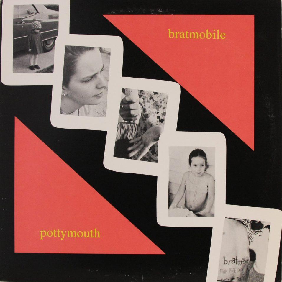 Bratmobile - Pottymouth - Vinyl