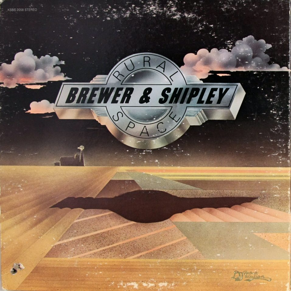 Brewer and Shipley - Rural Space - Vinyl