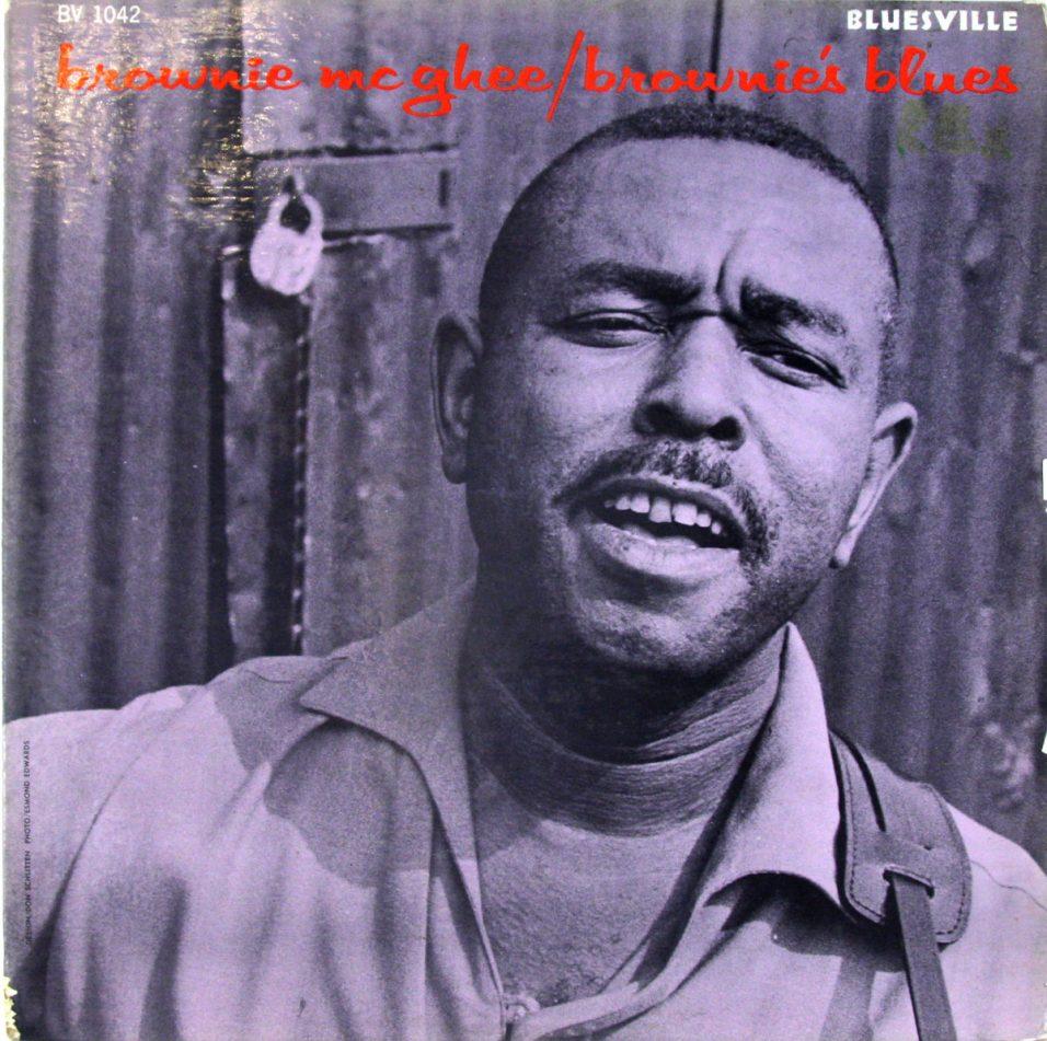 Brownie McGhee - Brownie's Blues - Vinyl
