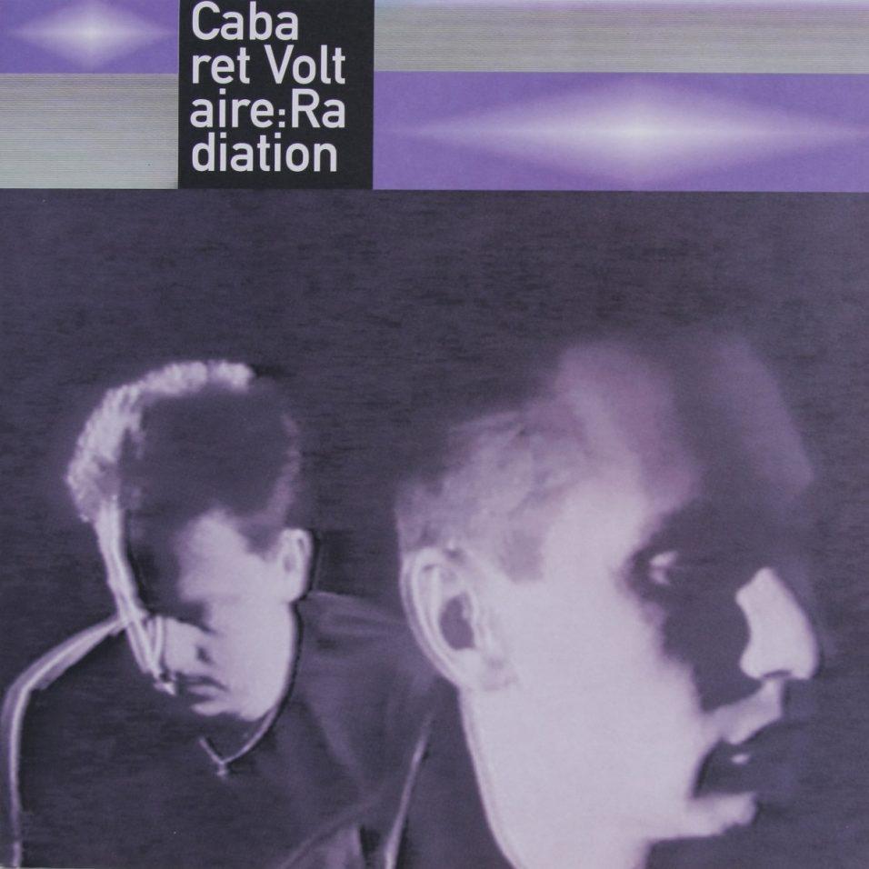 Cabaret Voltaire - Radiation - Vinyl