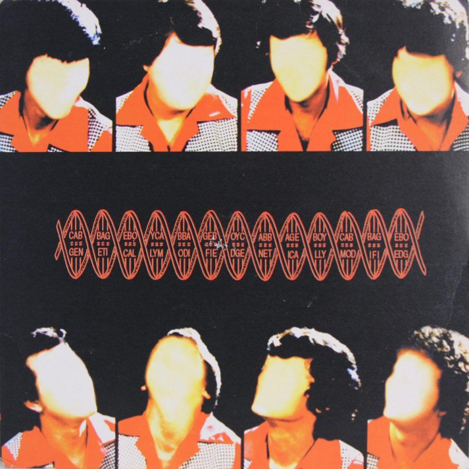 Cabbage Boy - Genetically Modified - Vinyl