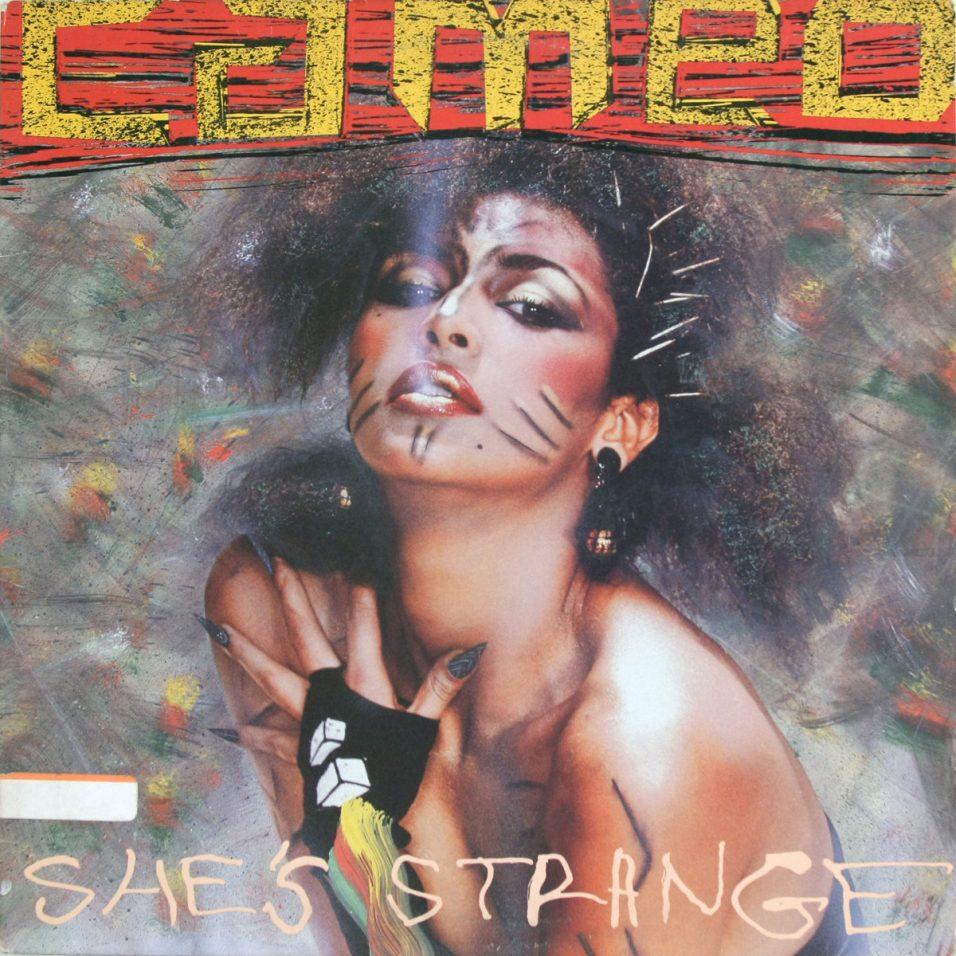 Cameo - She's Strange - Vinyl