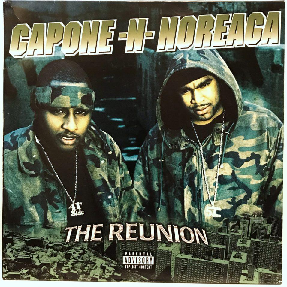 Capone N Noreaga - The Reunion - Vinyl