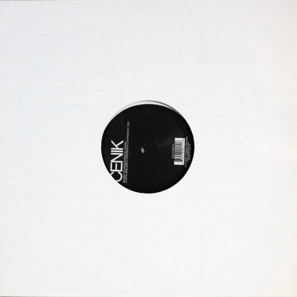 Cenik - Secret - Vinyl