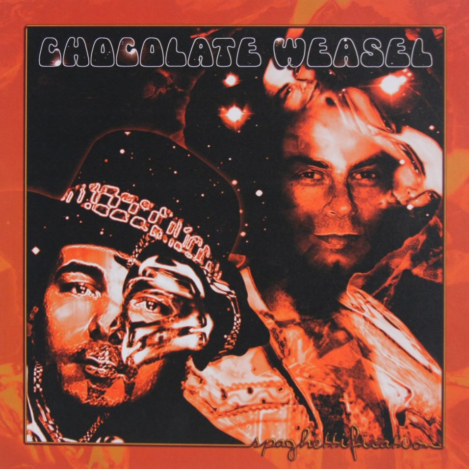 Chocolate Weasel - Spaghettification - Vinyl