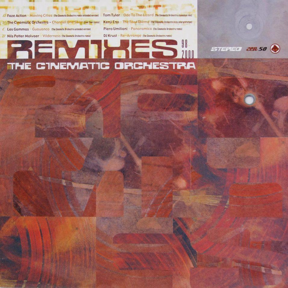 Cinematic Orchestra - Remixes - Vinyl