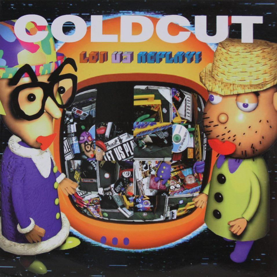 Coldcut - Let Us Replay - Vinyl