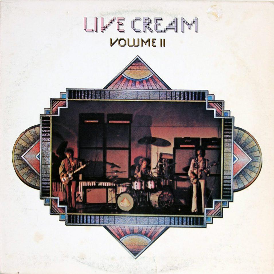 Cream - Live Volume II - Vinyl