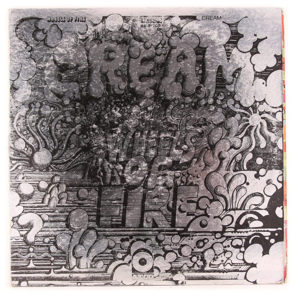 Cream - Wheels Of Fire - Vinyl