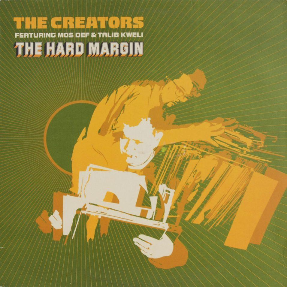Creators - The Hard Margin - Vinyl