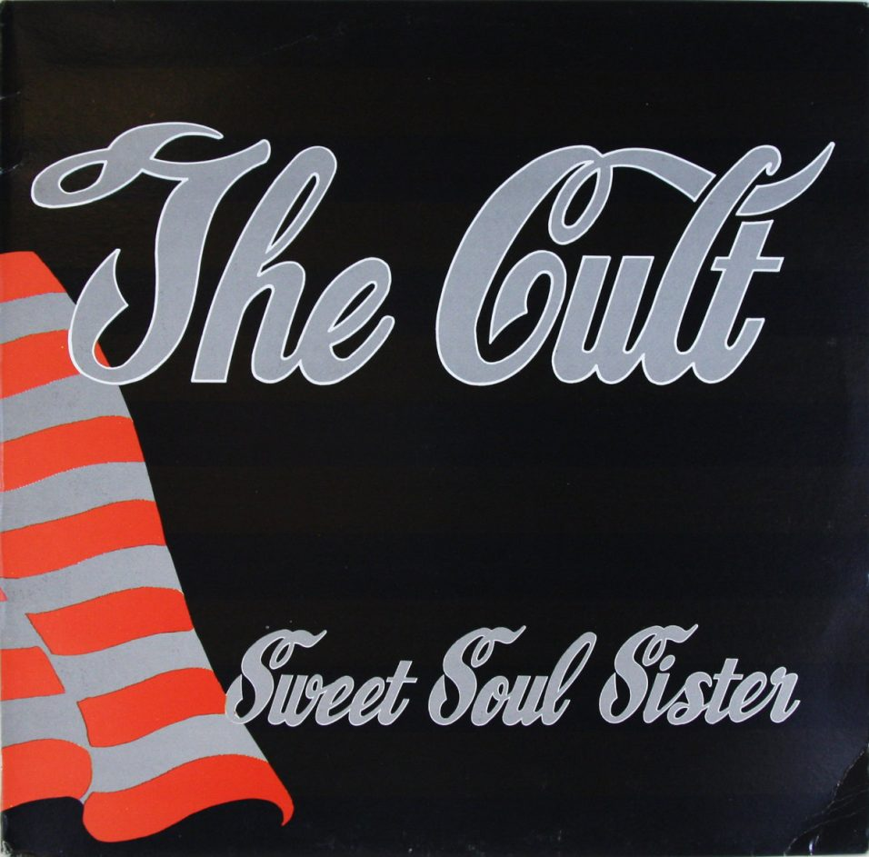 Cult - Sweet Soul Sister - Vinyl