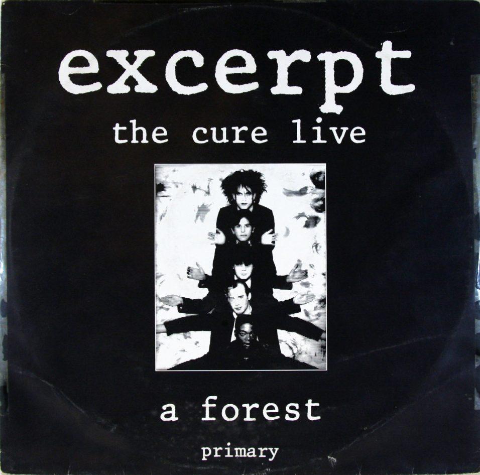 Cure - Excerpt - Vinyl