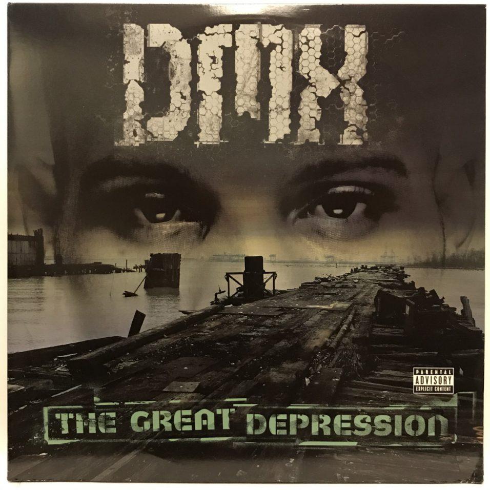 DMX - The Great Depression - Vinyl