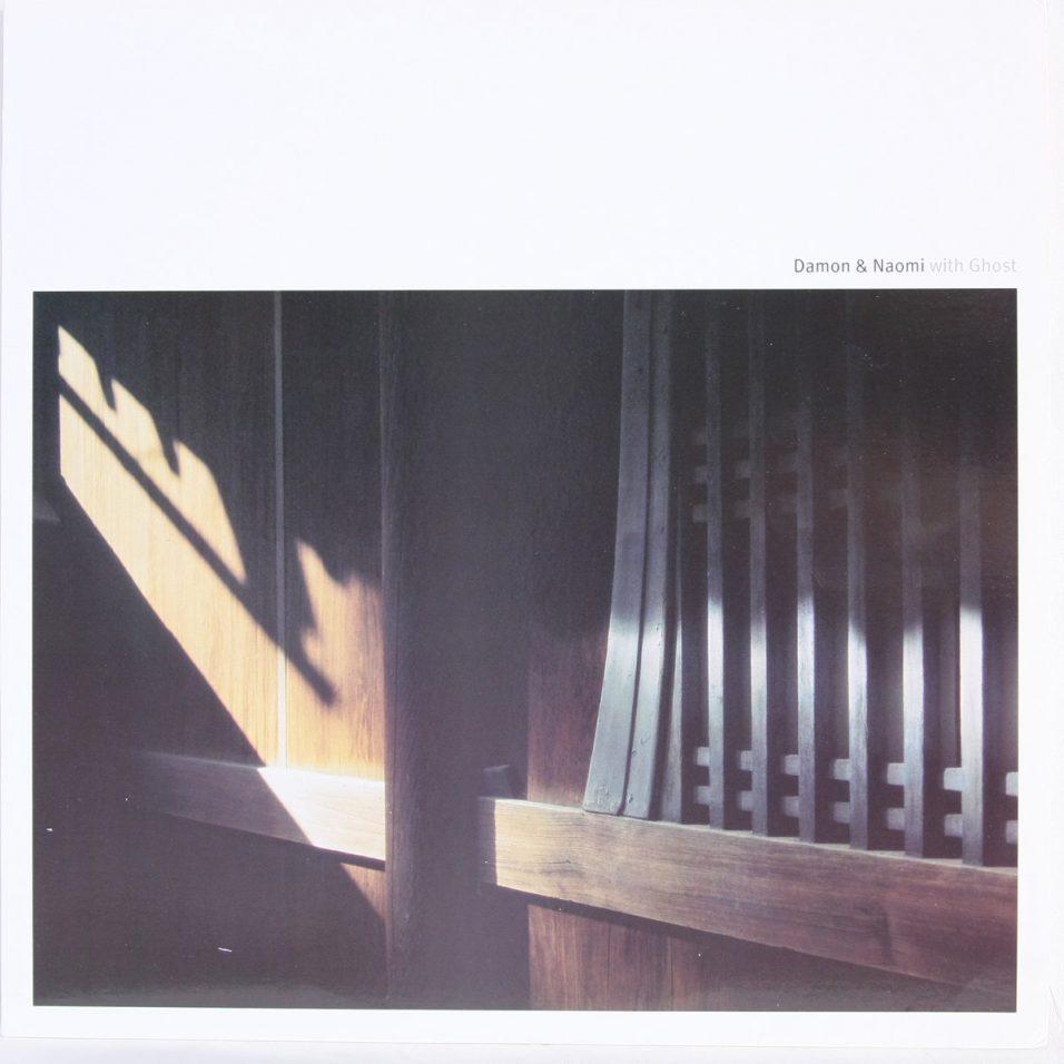 Damon & Naomi - With Ghost - Vinyl