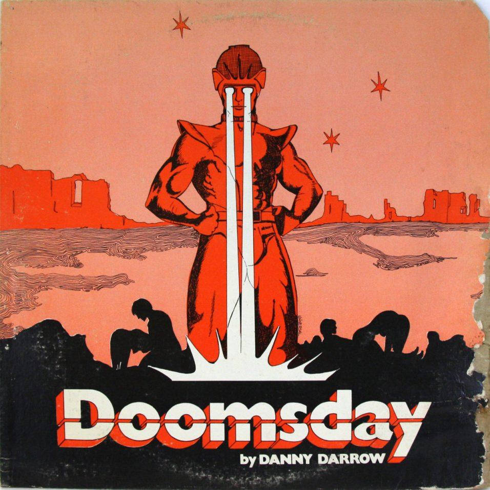 Danny Darrow - Doomsday - Vinyl