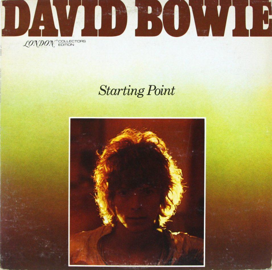 David Bowie - Starting Point - Vinyl