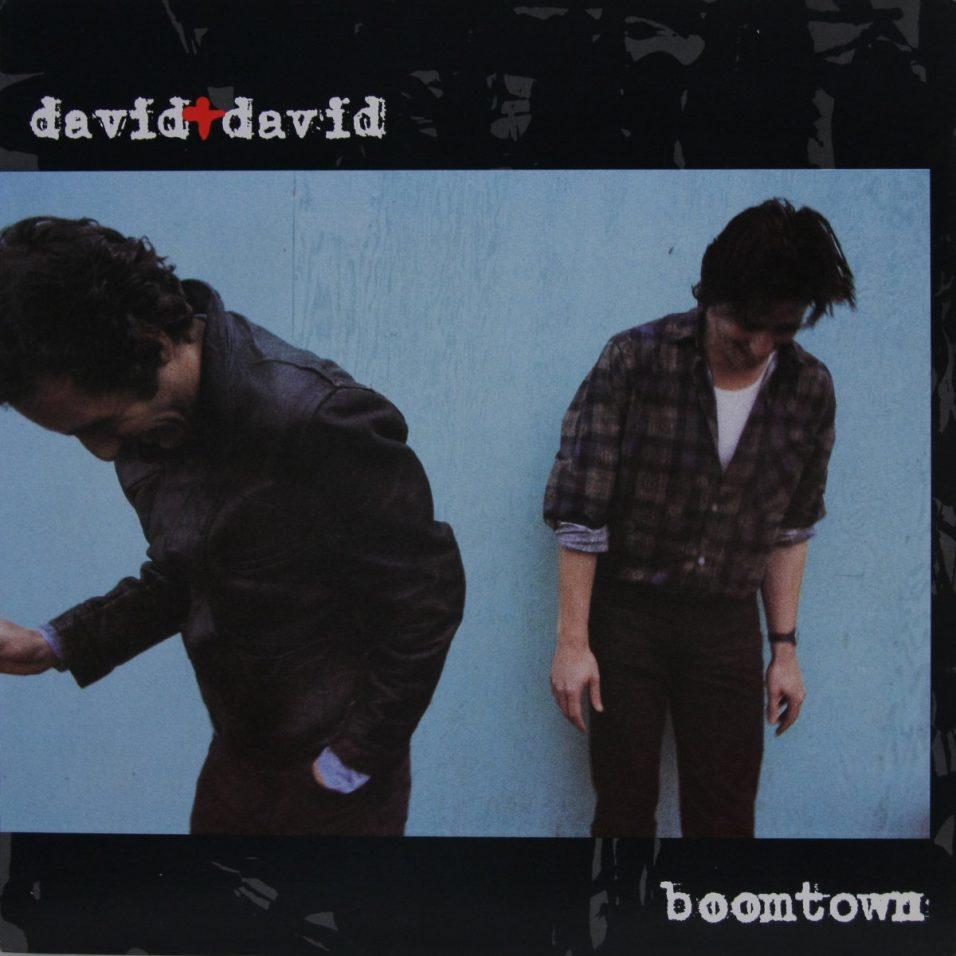 David + David - Boomtown - Vinyl