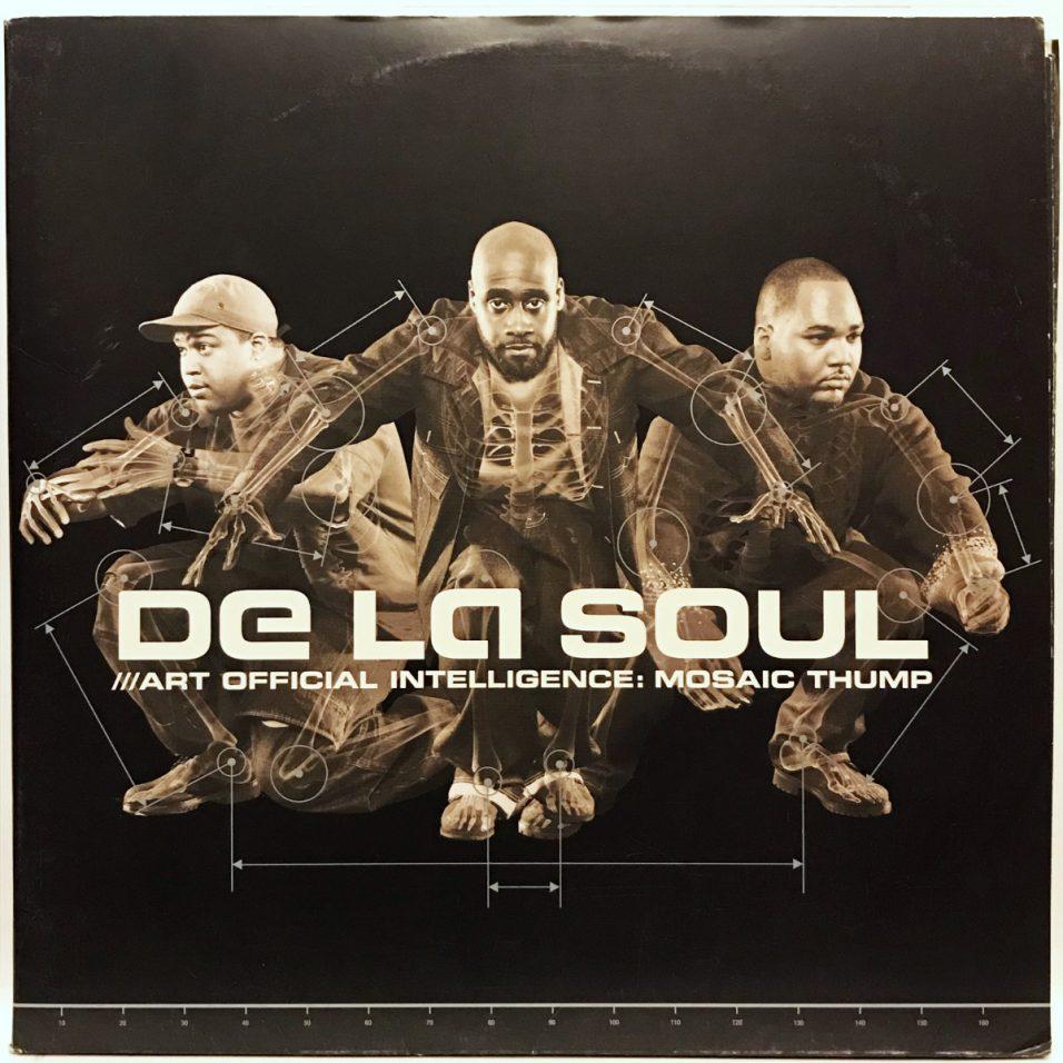 De La Soul - Art Official Intelligence - Vinyl