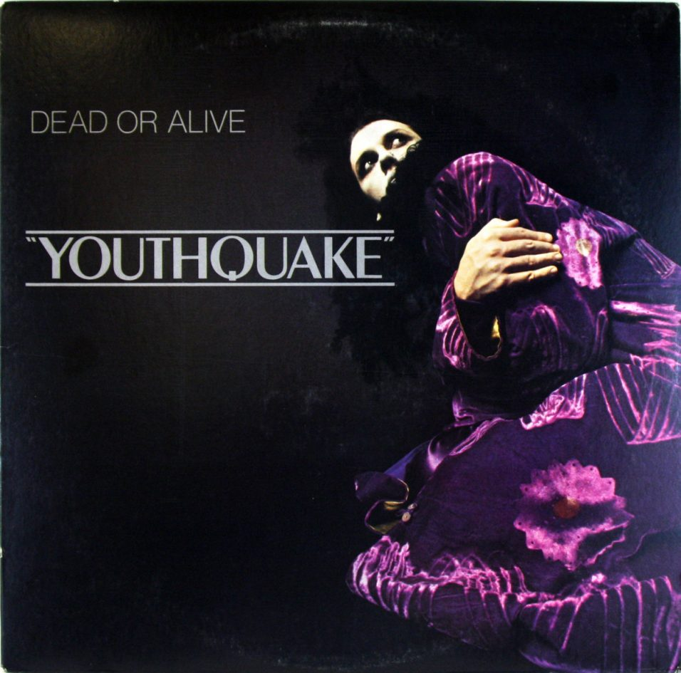 Dead Or Alive - Youthquake - Vinyl