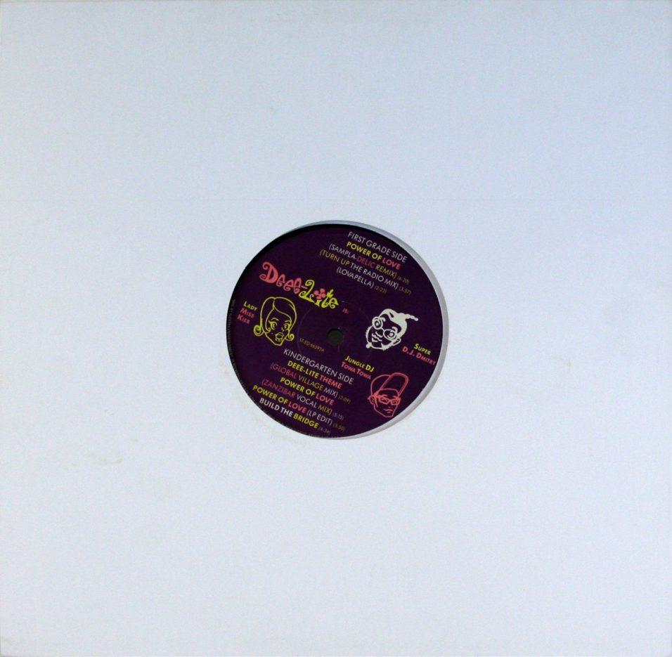 Dee Lite - Power Of Love - Vinyl