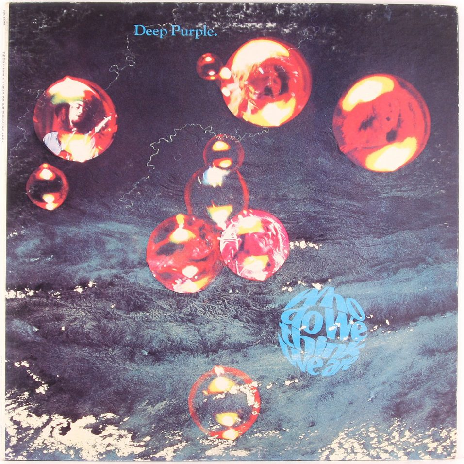 Deep Purple - Who Do We Think We Are - Vinyl