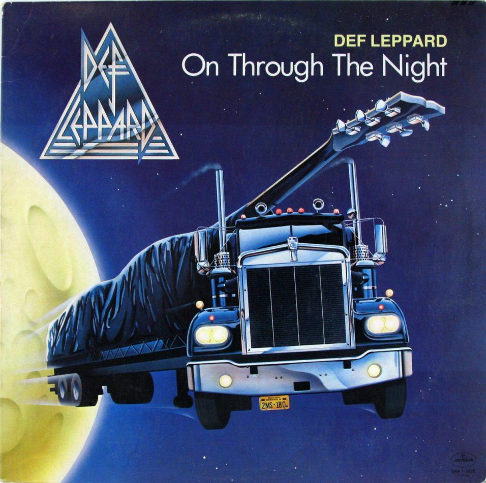 Def Leppard - On Through the Night - Vinyl