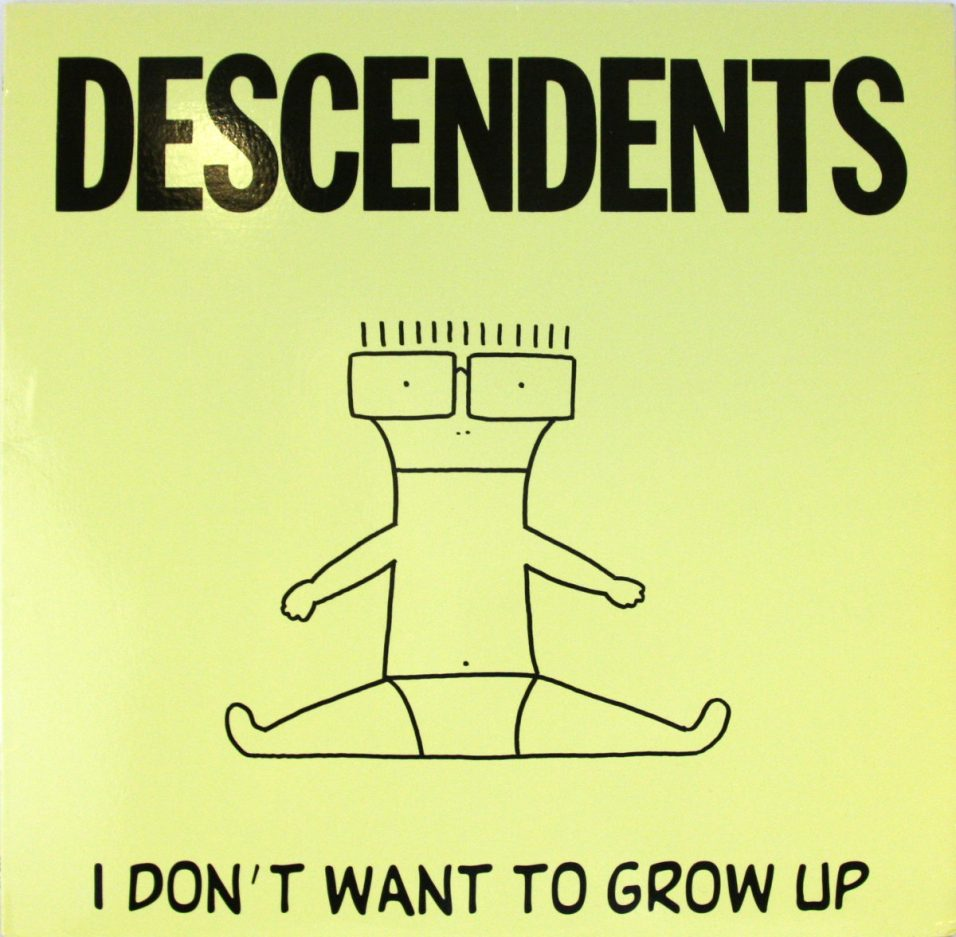Descendents - I Dont Want To Grow Up - Vinyl