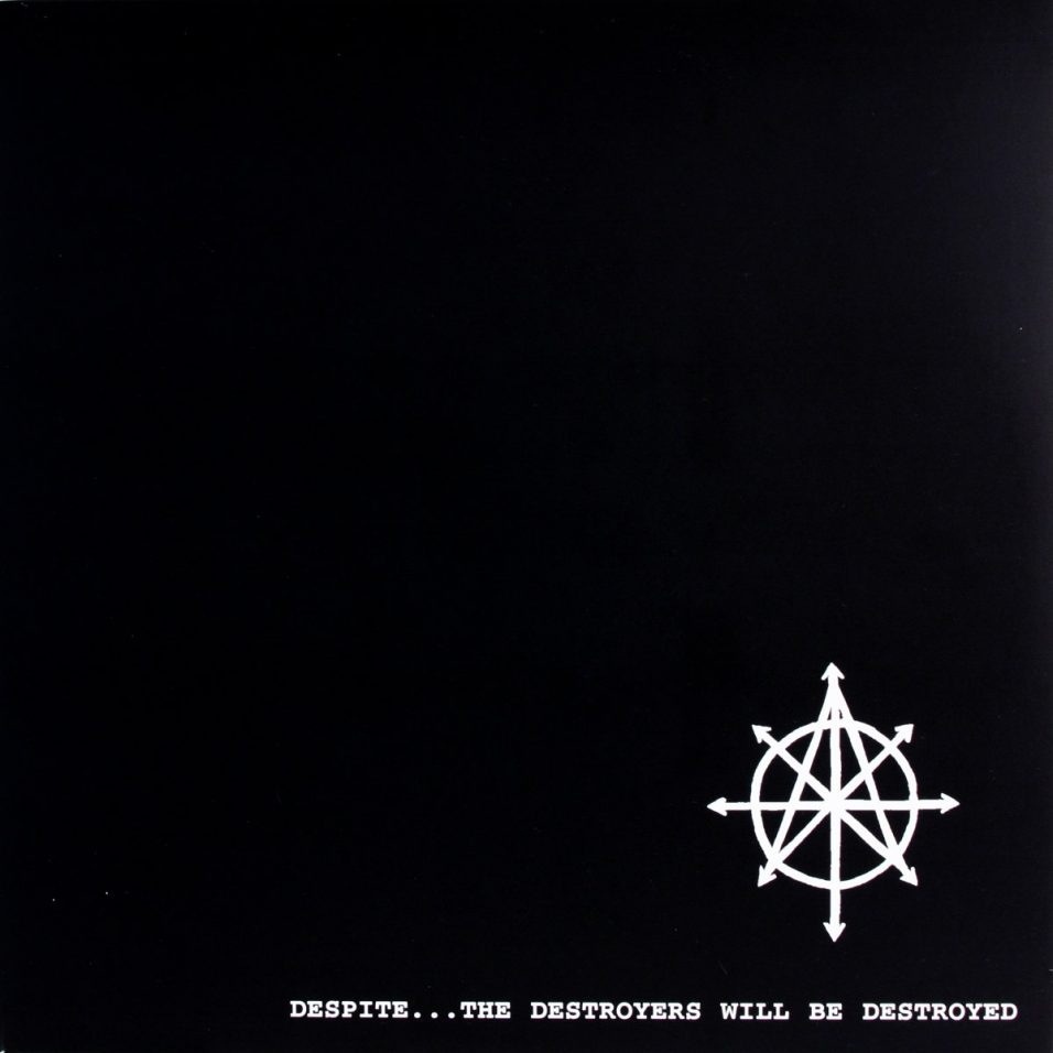 Despite - The Destroyers Will Be Destroyed - Vinyl