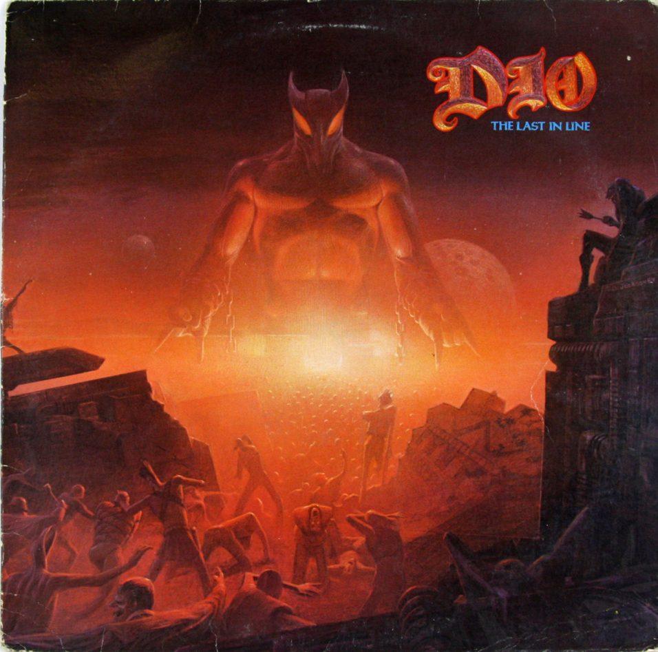 Dio - The Last In Line - Vinyl