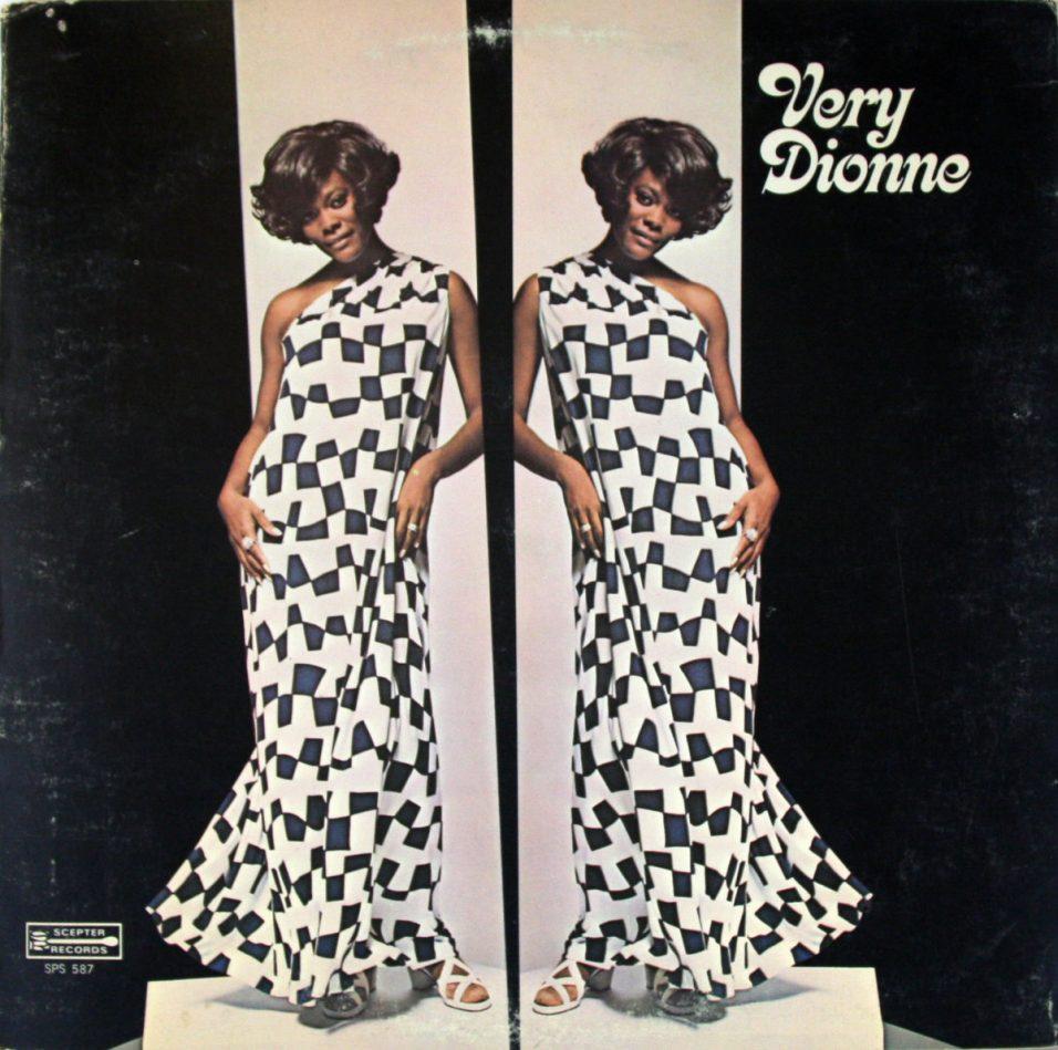 Dionne Warwick - Very Dionne - Vinyl