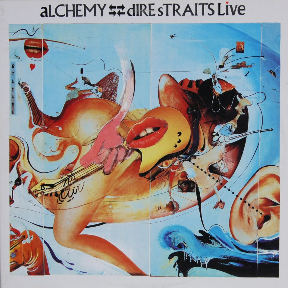 Dire Straits - Alchemy - Vinyl