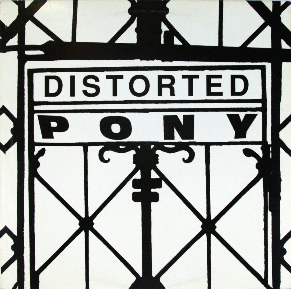 Distorted Pony - Work Makes Freedom - Vinyl