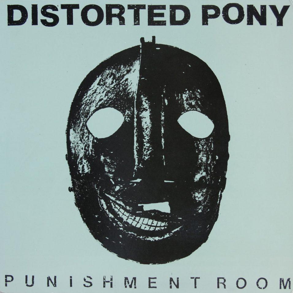 Distorted Pony - Punishment Room - Vinyl