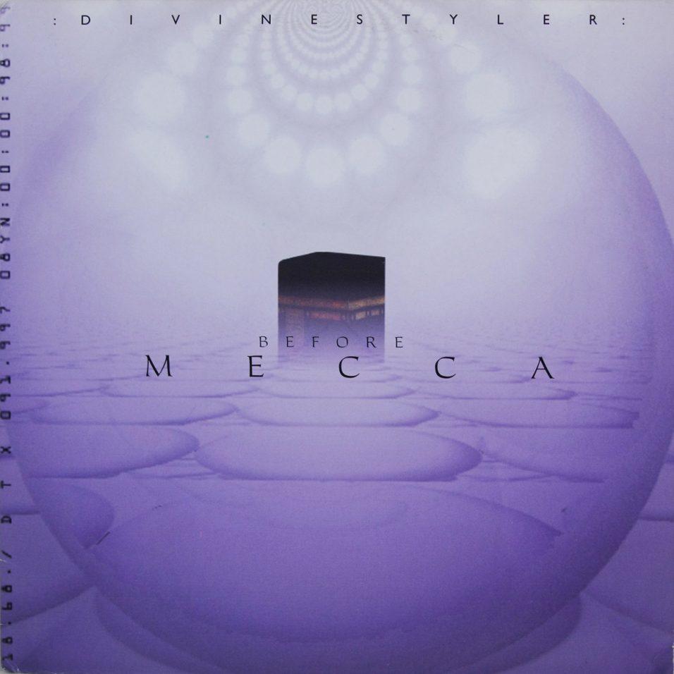 Divine Styler - Before Mecca - Vinyl