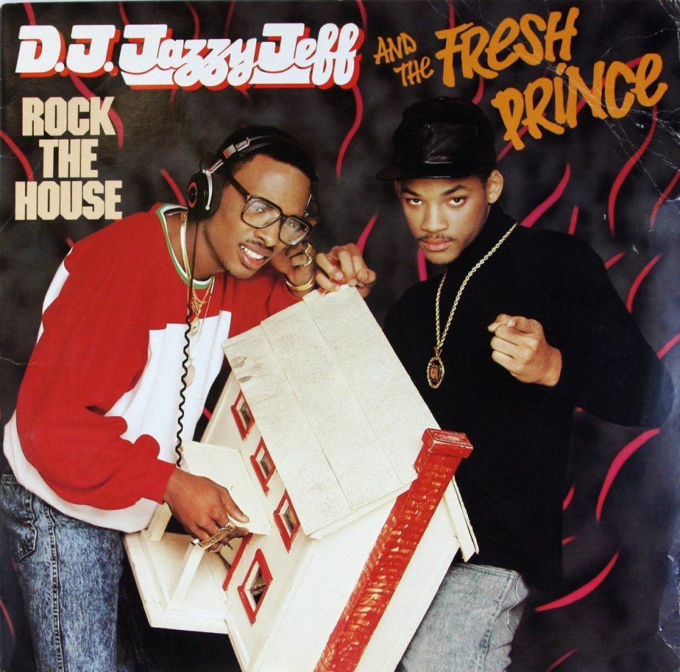 DJ Jazzy Jeff and the Fresh Prince - Rock the House - Vinyl