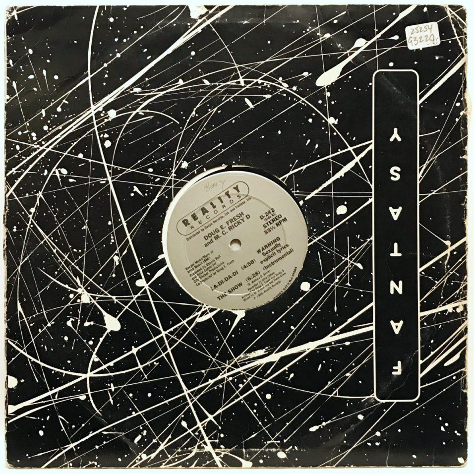 Doug E. Fresh and MC Ricky D - La-Di-Da-Di - Vinyl