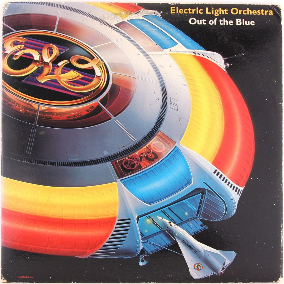 Electric Light Orchestra - Out of the Blue - Vinyl