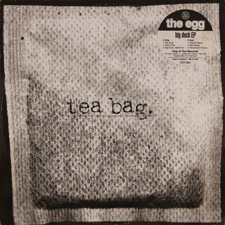 Egg - Big Duck EP - Vinyl