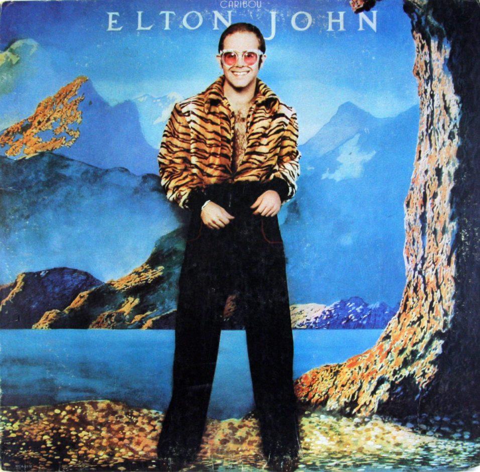 Elton John - Caribou - Vinyl