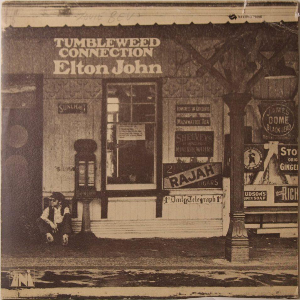 Elton John - Tumbleweed Connection - Vinyl