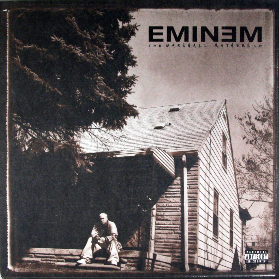Eminem - The Marshall Mathers LP - Vinyl