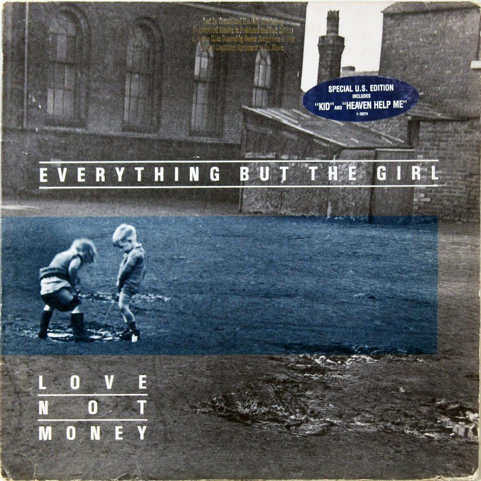 Everything But The Girl - Love Not Money - Vinyl